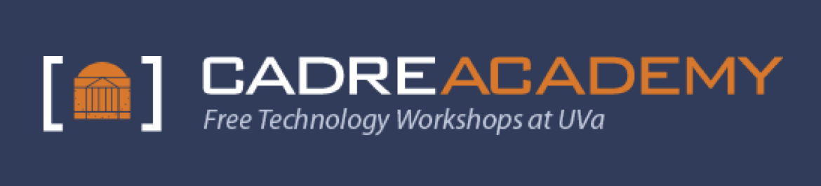 73e86cbf78e The site currently includes workshops taught by School of Medicine Research  Computing and Advanced Research Computing Services. Cadre Academy